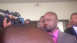 Zimbabwe President Responds to Reporter's Question on Tsvangirai Home Visit