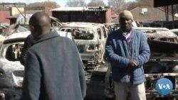 Violência na África do Sul afecta empresários moçambicanos