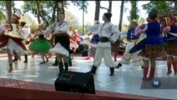 У Філадельфії пройшов український фестиваль. Відео