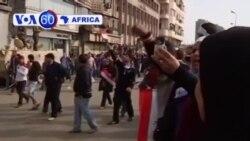 VOA60 Afirka: An kama wani shugaban kungiyar 'Yan'uwa Musulmi yayinda gwamnati take ci gaba da murkushe kungiyar, Oktoba 30, 2013