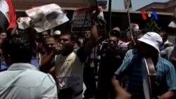 Mursi'nin Devrilmesine Tepkiler Farklı