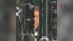 Quảng trường Quốc gia Mỹ với góc nhìn toàn cảnh mới