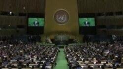 دیدار اوباما و پوتین در حاشیه اجلاس سازمان ملل در نیویورک