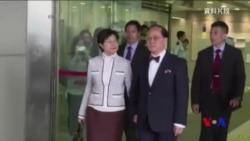 香港前特首曾蔭權被判囚禁二十個月 (粵語)
