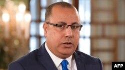 An Nada Ministan Cikin Gidan Tunisia Hichem Mechichi a Matsayin Sabon Firai Ministan Kasar