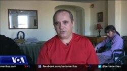 Detroit, familja shqiptare gjen strehim në kishë
