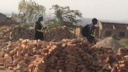 Children Looking for Food At Dumpsites Risking Lives
