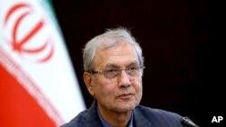 알리 라비에이 이란 정부 대변인.