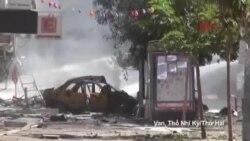 Đánh bom xe làm 48 người bị thương ở Thổ Nhĩ Kỳ