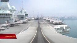 Việt Nam lên tiếng việc Anh triển khai tàu chiến ở châu Á