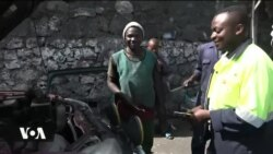 Vijana nchini DRC kujifunza ufundi