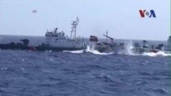 Mỹ kêu gọi các nước tranh chấp Biển Đông 'nêu gương tốt'