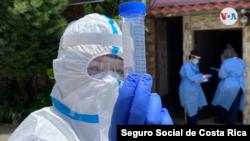 Autoridades de salud de Costa Rica aún no reportan ningún caso confirmado de reinfección por COVID-19. [Foto: Armando Gómez]