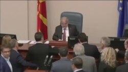 VMRO-DPMNE paralajmëron ankimimin për ligjin për gjuhët