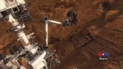 U.S. and British Scientists Looking for Life on Mars