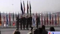مراسم تشریفاتی ختم ماموریت امریکا و ناتو در افغانستان