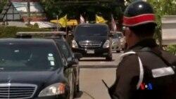 2014-05-21 美國之音視頻新聞: 泰國陸軍司令將與政治對手舉行會談