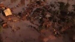 巴西大壩崩潰造成至少15人死亡