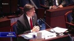 Pjesë nga fjala në Kongres e Sekretarit të Mbrojtjes Mark Esper