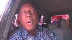"""""""Temos muitos problemas na Guiné-Bissau"""", Abel Incada, candidato presidencial"""