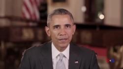 Obama fala ao povo do Burundi
