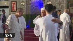 Baadhi ya waislamu washerekea Eid