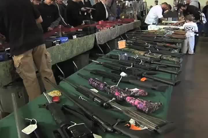 미국 총기규제 강화 논란