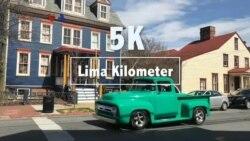 5K (Lima Kilometer): Kota Tua Annapolis