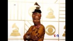 貝寧著名歌手基德約獲人權獎