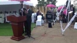 Imihango Yo Gusezera Umwami Kigeli V Ndahindurwa i Mwima