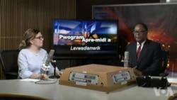 Entèvyou avèk Alessandra Rossi, Direktris Biwo IFES la ann Ayiti
