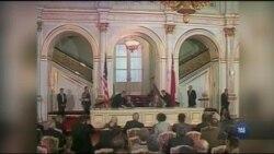 Білий дім: Росія порушила 30-річний Договір про ліквідацію ракет середньої та малої дальності. Відео