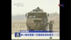 Trung Quốc tăng ngân sách quốc phòng 10%