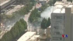 美國駐華大使館外發生爆炸 (粵語)