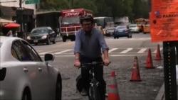 Konsep Baru Penyewaan Mobil dan Sepeda di New York
