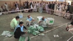 US Hails Afghan Elections