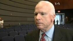 Маккейн хоче ділитися з Україною розвідданними