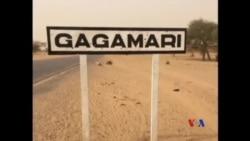 La vie des réfugiés nigérians à Gagamari