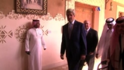 Kerry responde a discurso de Netanyahu