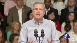 布什家族第三人争取问鼎白宫
