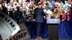 Donald Trump critica a votantes de Iowa