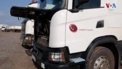 Ghana Ladybird Truckers Driving Women Place Behind the Wheel