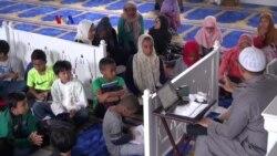 Liputan Ramadan VOA: Pesantren Kilat di IMAAM Center