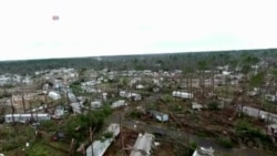 Deadly Tornadoes, Rainstorms Sweep Through US