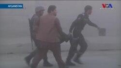 Kabil'de Diplomatik Bölgede İntihar Saldırısı