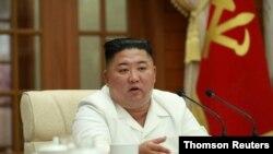 Sjevernokorejski lider Kim Džong Un