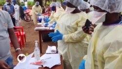 Mlipuko mpya wa Ebola DRC na Afrika Magharibi