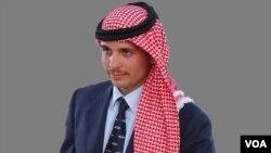 Pangeran Hamzah dari Yordania.