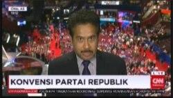 Laporan Langsung VOA untuk CNN: Suasana Hari Pertama Konvensi Partai Republik