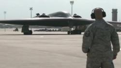 美军将向关岛部署3架B-2轰炸机